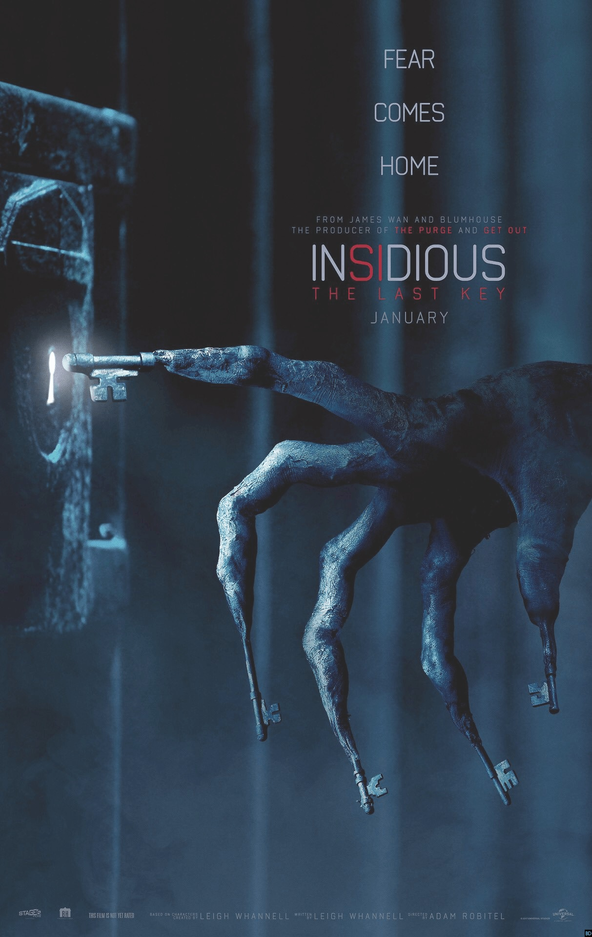Insidious : Chapter 4